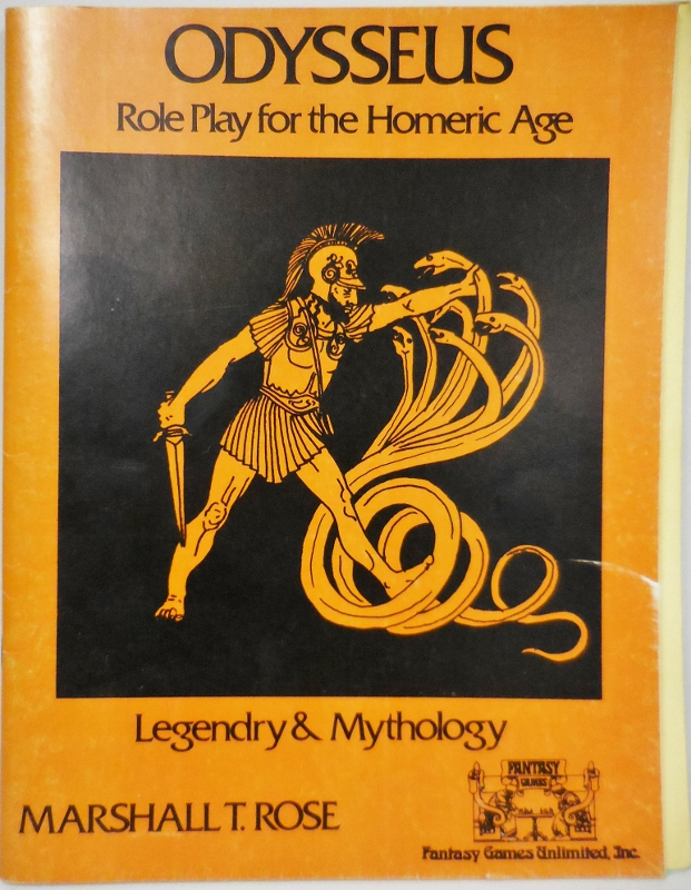 Odysseus Role Playing Game